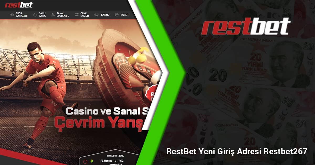 Restbet Yeni Giriş Adresi Restbet267